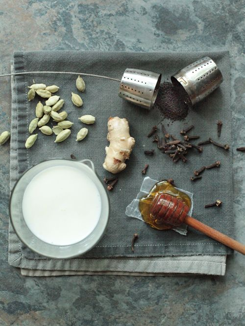 Small Measures: Homemade Chai #recipe #smallmeasures