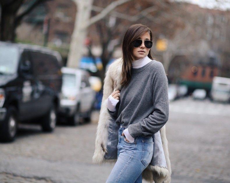 turtleneck outfit street style | Street style | Pinterest ...