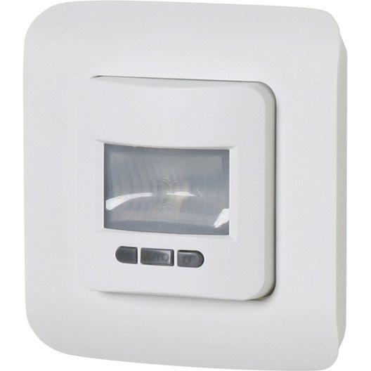 Interrupteur Automatique Blanc A Encastrer Lexman Serie Cosy Interrupteur Automatique Blanc Encastrer Interrupteur Automatique Interrupteurs Interupteur