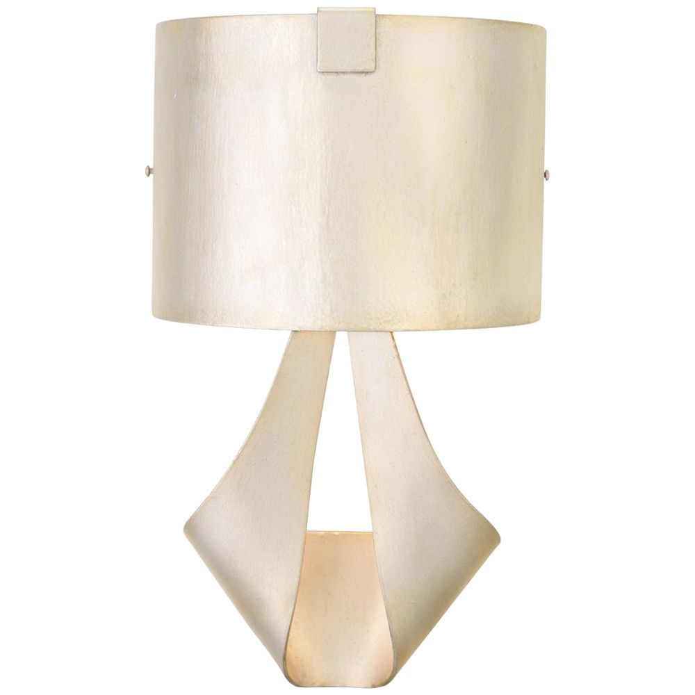 Barrymore 18 1 4 H Metal Shade Pearl Silver Wall Sconce Style 1p594 Products Wall Sconces Bathroom Wall Sconces Sconces