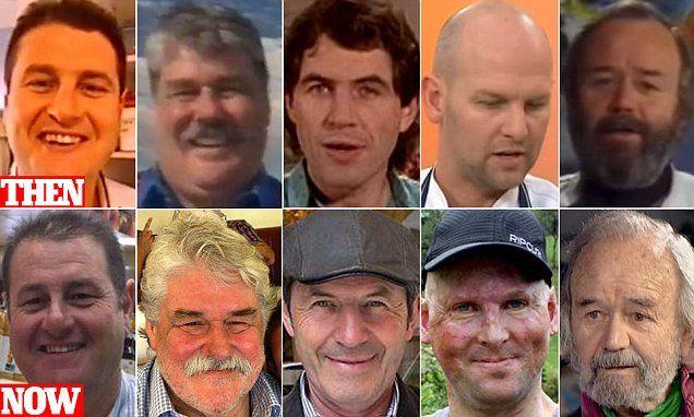 Where are Australia TV chefs of yesteryear