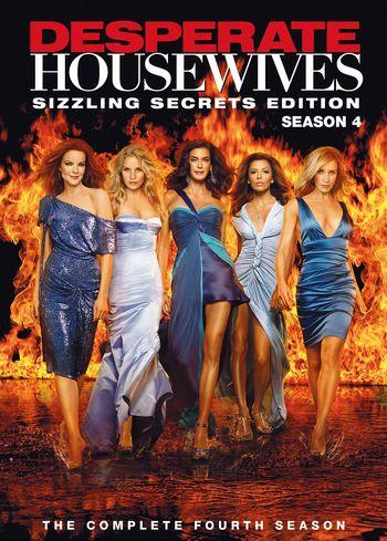 Täydelliset naiset 4 tuotantokausi 14,95€