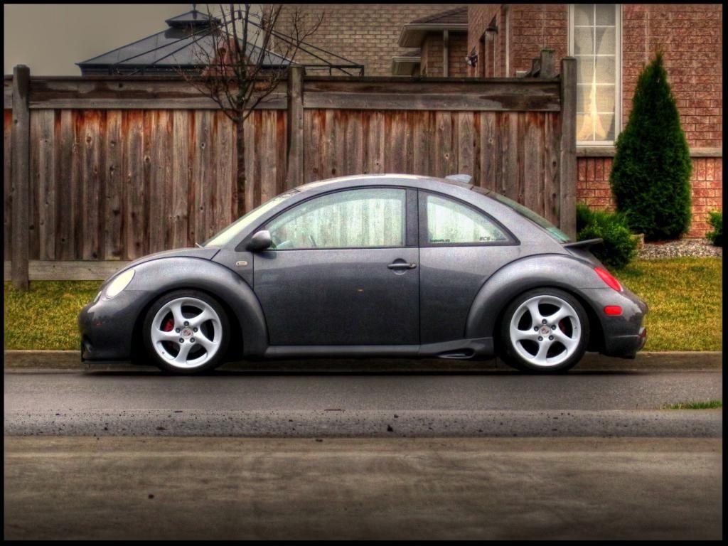 VW 2003 vw bug : 2003 Beetle Votex Body Kit HDR22.jpg; 1024 x 768 (@100%) | Beetles ...