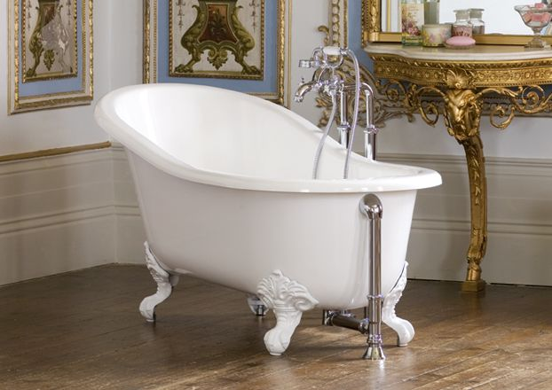 The Shropshire Bath Tub By Victoria Albert Baths Tubs Made From Volcanic Limestone Victoria And Albert Baths Bathtub Slipper Bath