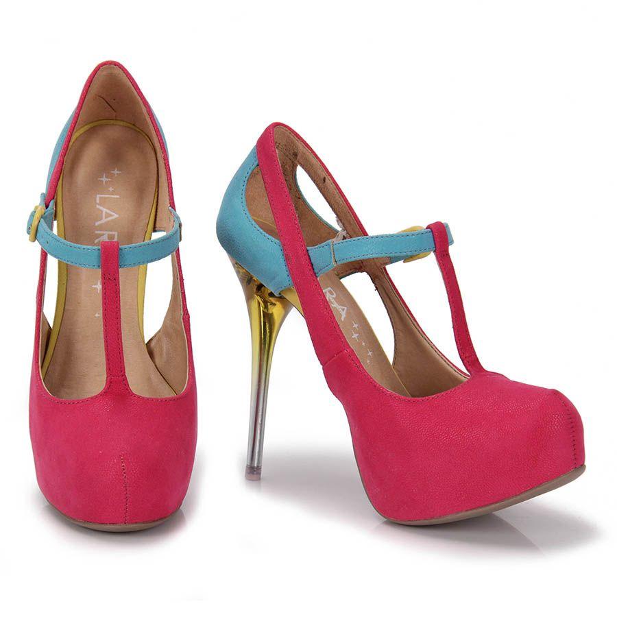 - Pink - Passarela Calçados