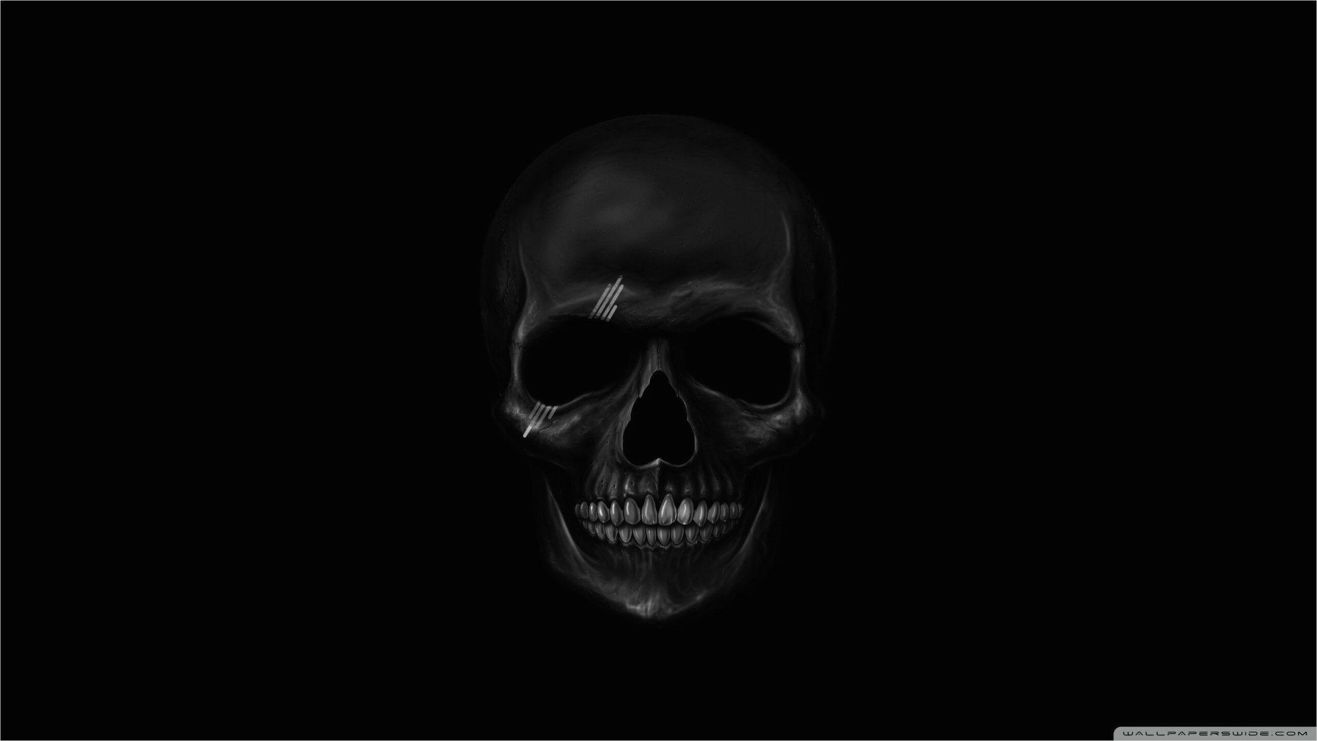 4k Black 3mb Wallpaper Skull Wallpaper Hd Skull Wallpapers Black Background Wallpaper