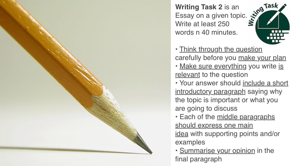 ielts writing task 2 essay 100 There are many different ways to answer a task 2 question go back and improve your original answer with some of the elements of the sample answer 100 sample questions.