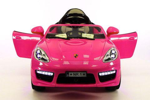 Pink Porsche Boxster Style Car