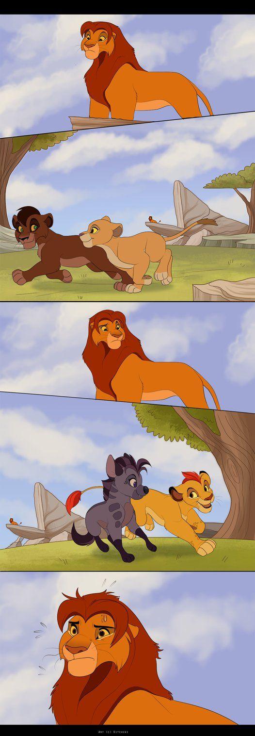 Young sarabi and romantic mufasa xd lion king pinterest disney art and disney pixar
