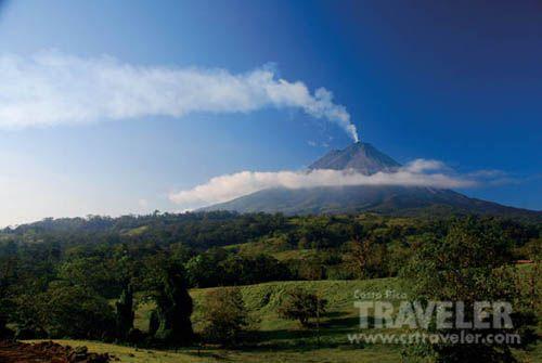 Arenal Volcano, Costa Rica www.crtraveler.com
