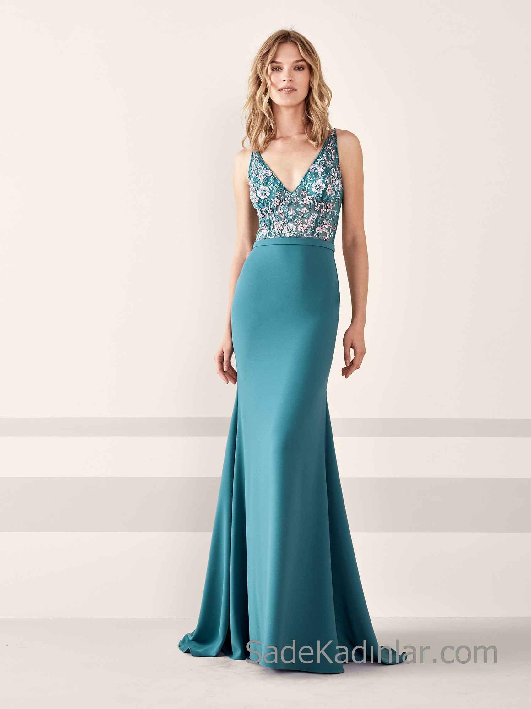 2019 en şık elbise modelleri