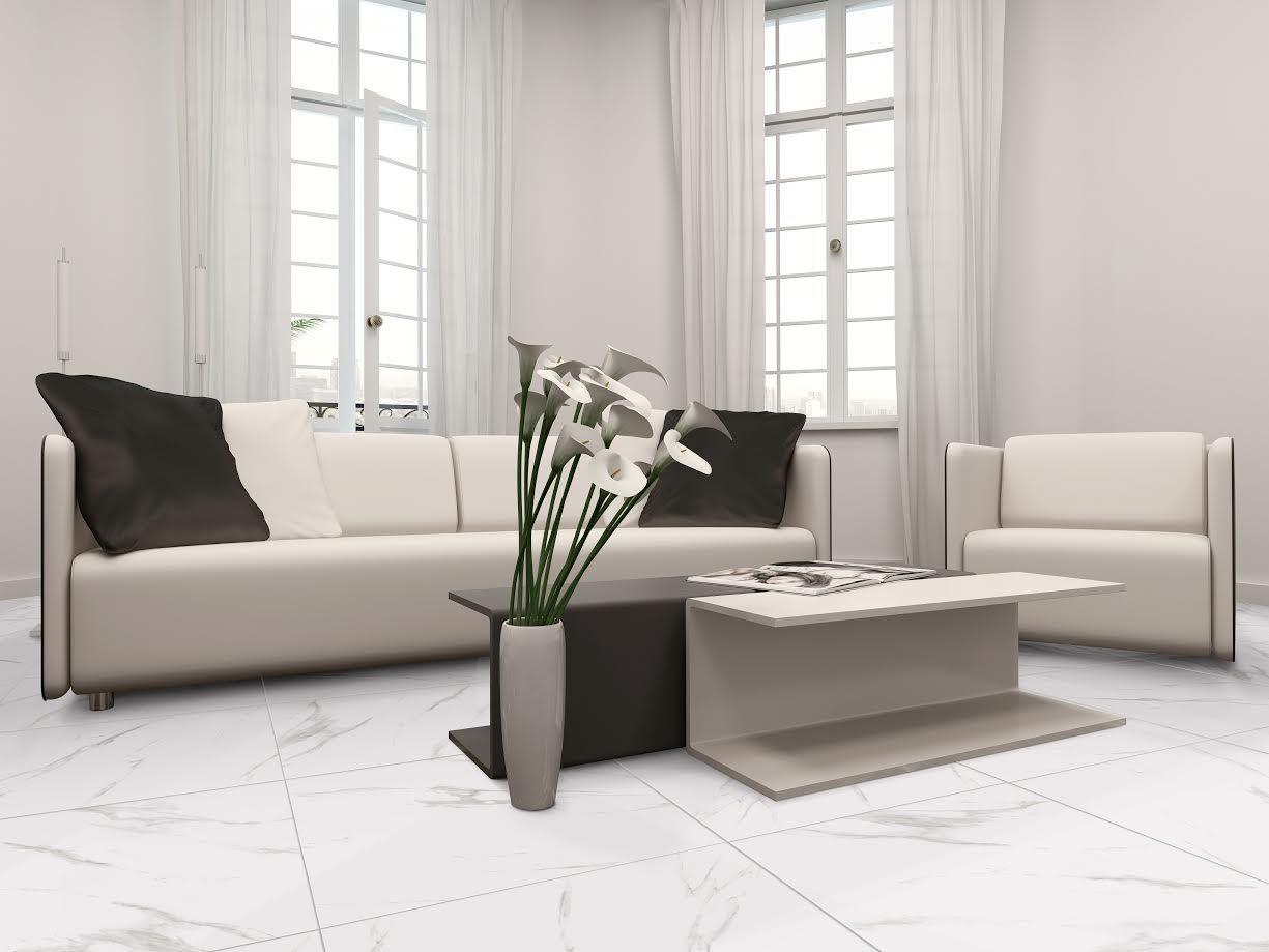 White Tiles Floor Design Flooring Cost Black Marble Tile