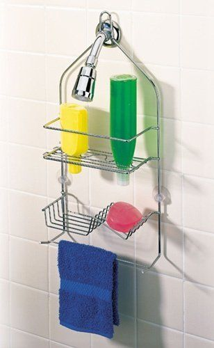 Clever Shower Caddy By Better Bath 797 Yes Its Called