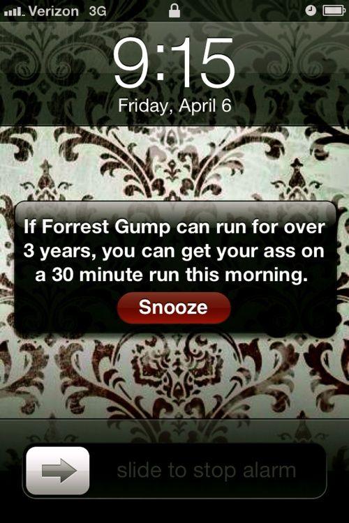 Hahaha motivation at its finest