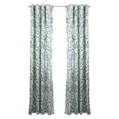 Lark Manor Double Drape Curtain Panel & Reviews | Wayfair