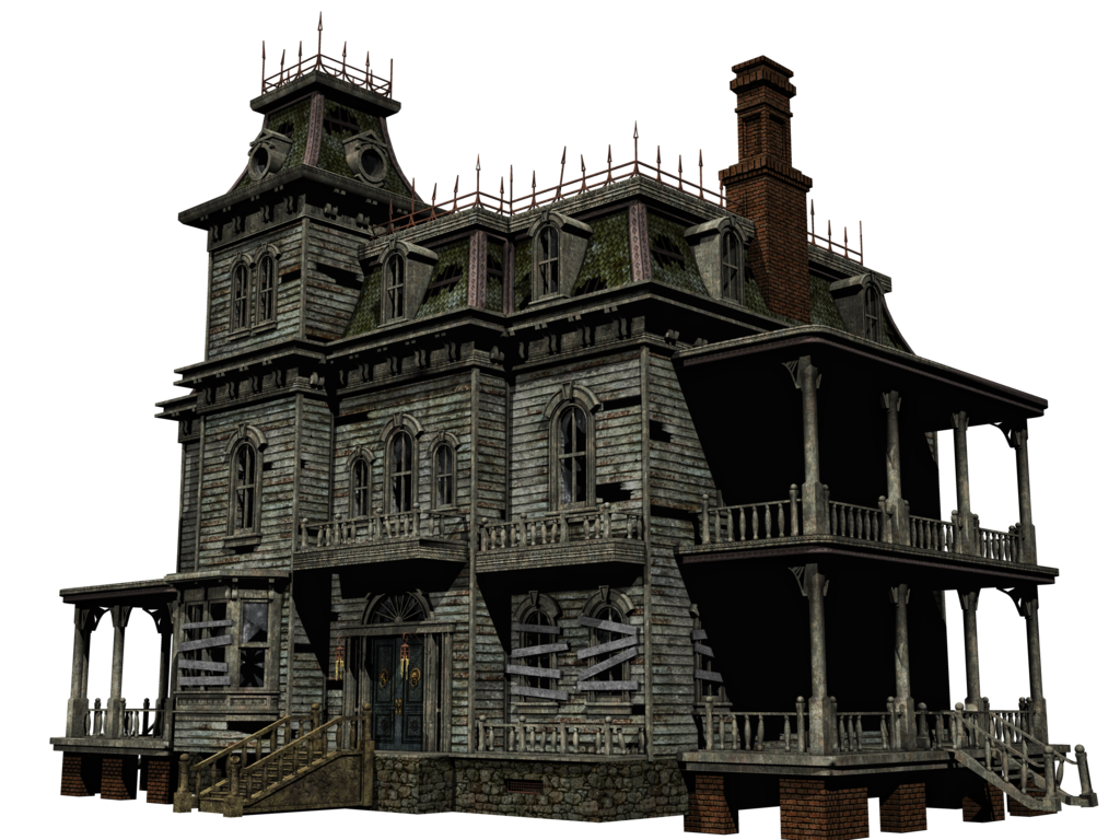 Haunted House Png Image With Transparent Background Haunted House Png Images Image