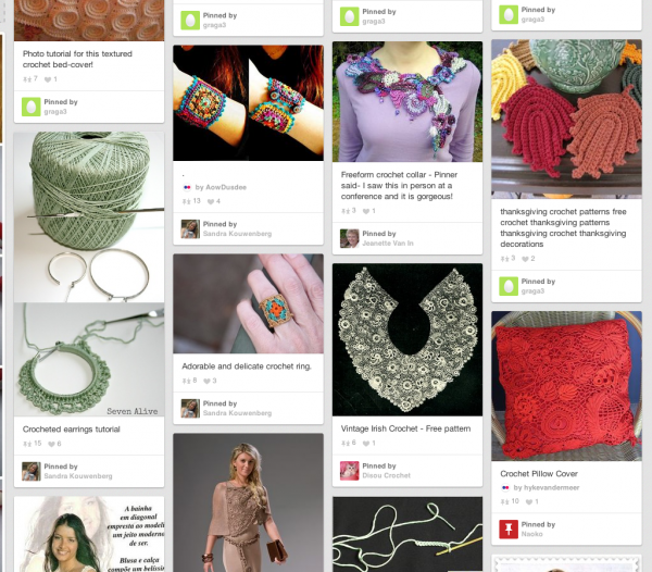 This crochet board has been recognized as a top community board on ...