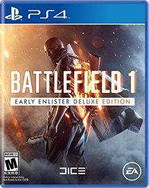 Battlefield 1 Ps4 Battlefield 1 Xbox One Xbox One Games