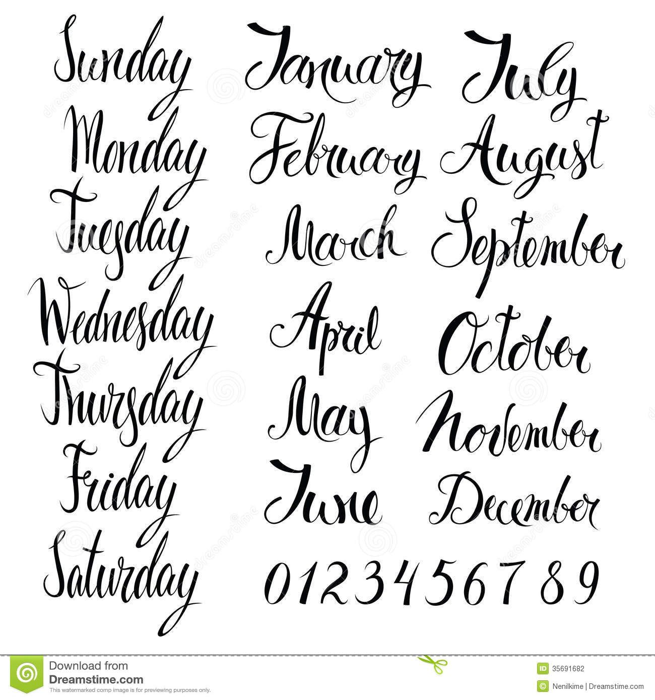 Calligraphy Font Google Lettering And