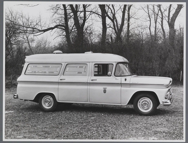 1960 Chevrolet Suburbun Apache A10 Chevrolet Ambulance Hearse