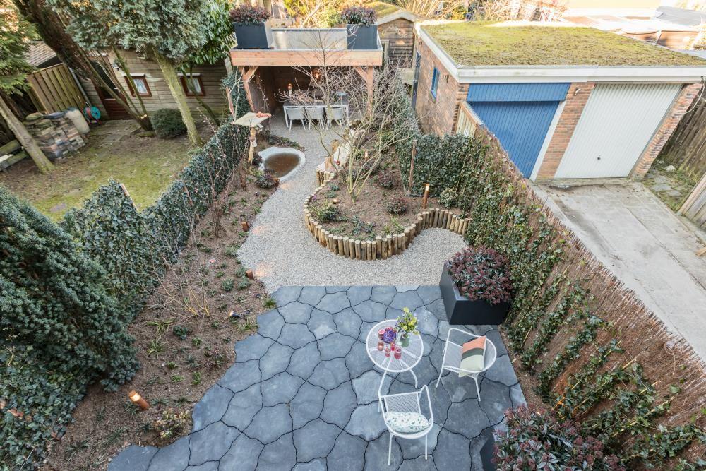 Tuin verbouwen top groene tuin eigen huis en tuin with for Tuin verbouwen