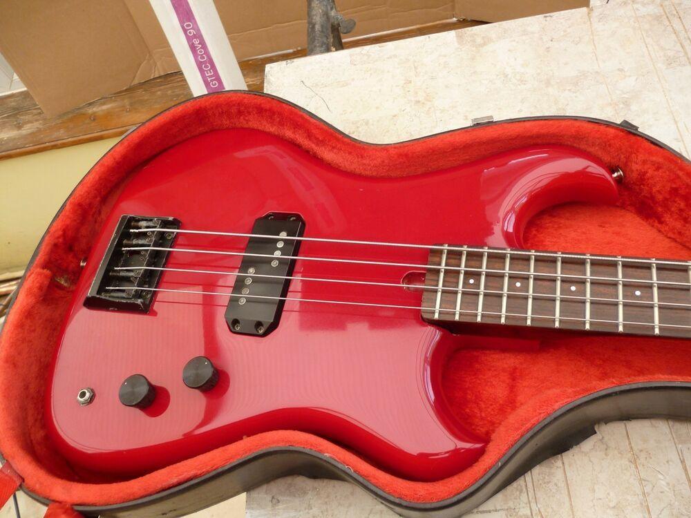 Westone Spectrum Dx Bass And Case Ebay Bass Guitar Acoustic Bass Guitar Bass