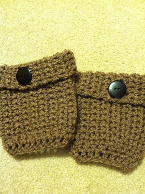 Boot Cuffs on Sale at: 10%  off before  November 30,2013  Etsy.com  Crochetthisforme