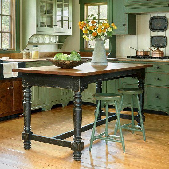 Kitchen Island Designs We Love Home Inspiration Keuken, Keuken