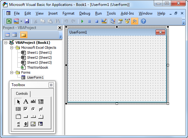 Userform In Excel Vba Excel Tutorials Excel Hacks Excel Budget
