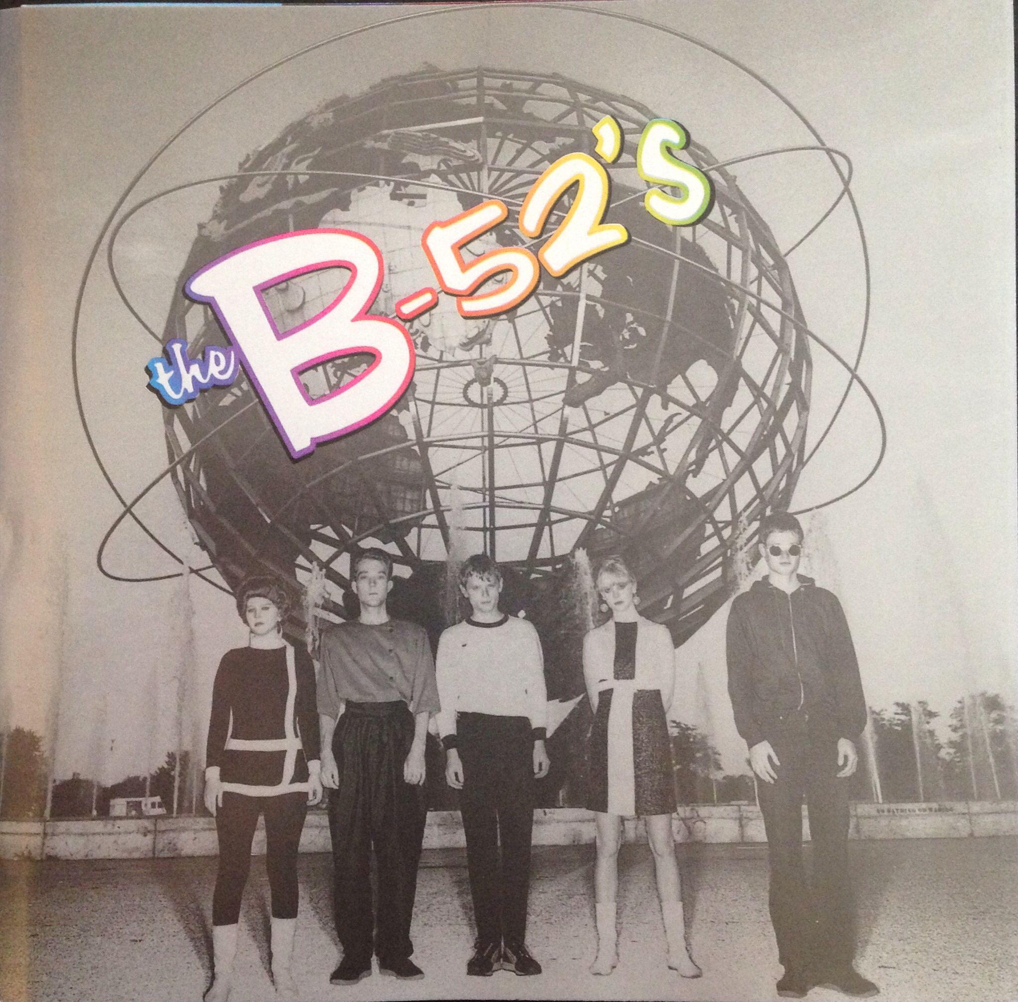 Time Capsule Quotes: The B-52's - Time Capsule