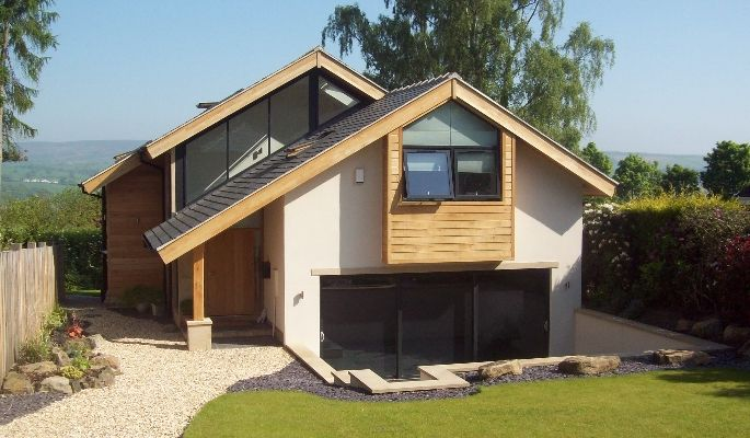 Sips or structural insulated panels are a better building for Building a house with sip panels