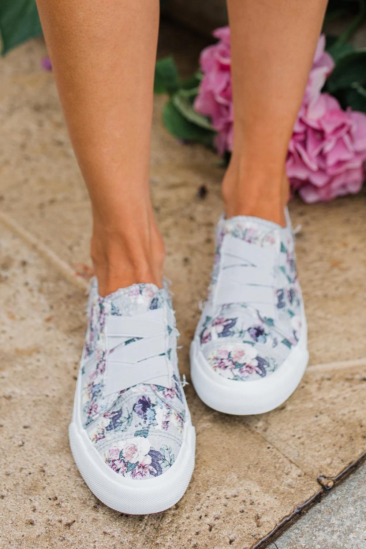 Blowfish Marley Sneakers- Grey Bella