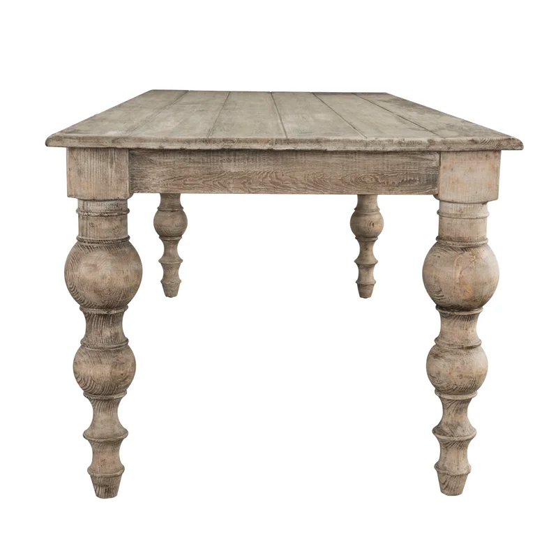 Idylwood Pine Solid Wood Dining Table Dining Table Dining Room Design Solid Wood Dining Table
