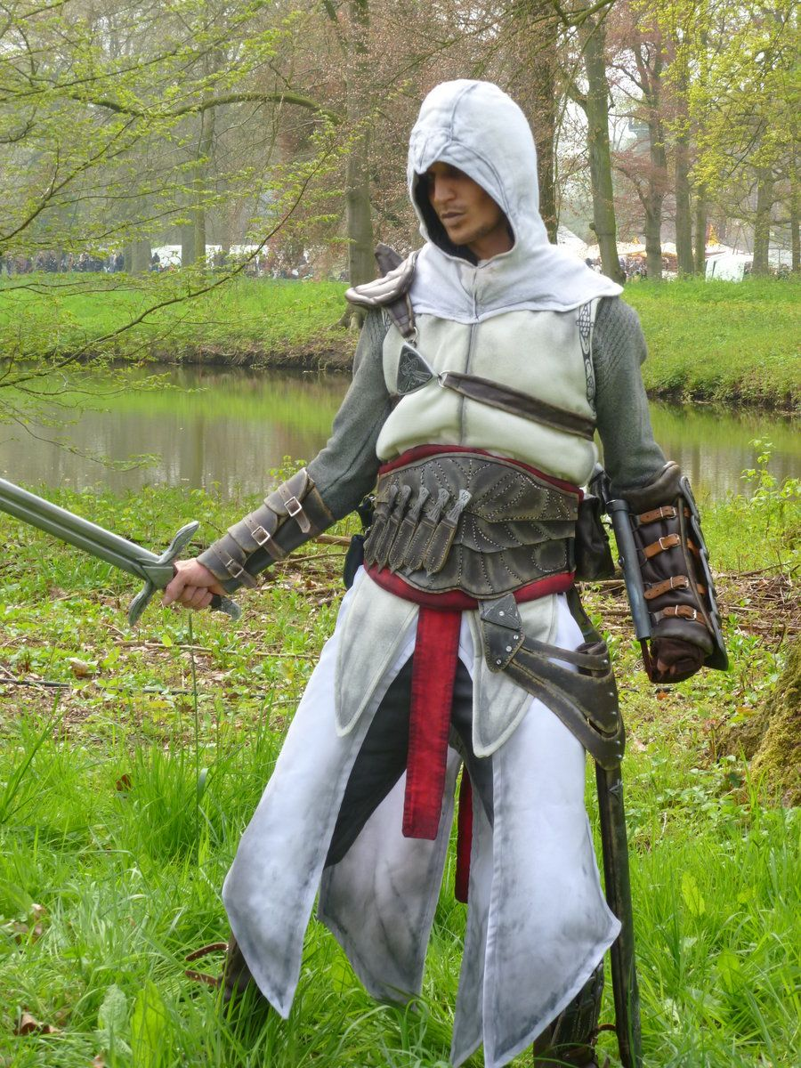 Assassins Creed Altair By Darkdivineone On Deviantart