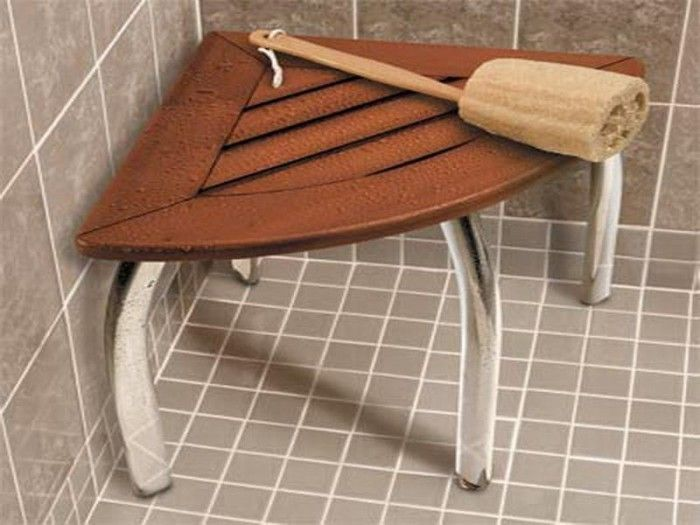 Exceptional Japanese Shower Stool Designs For Compact Shower Stool