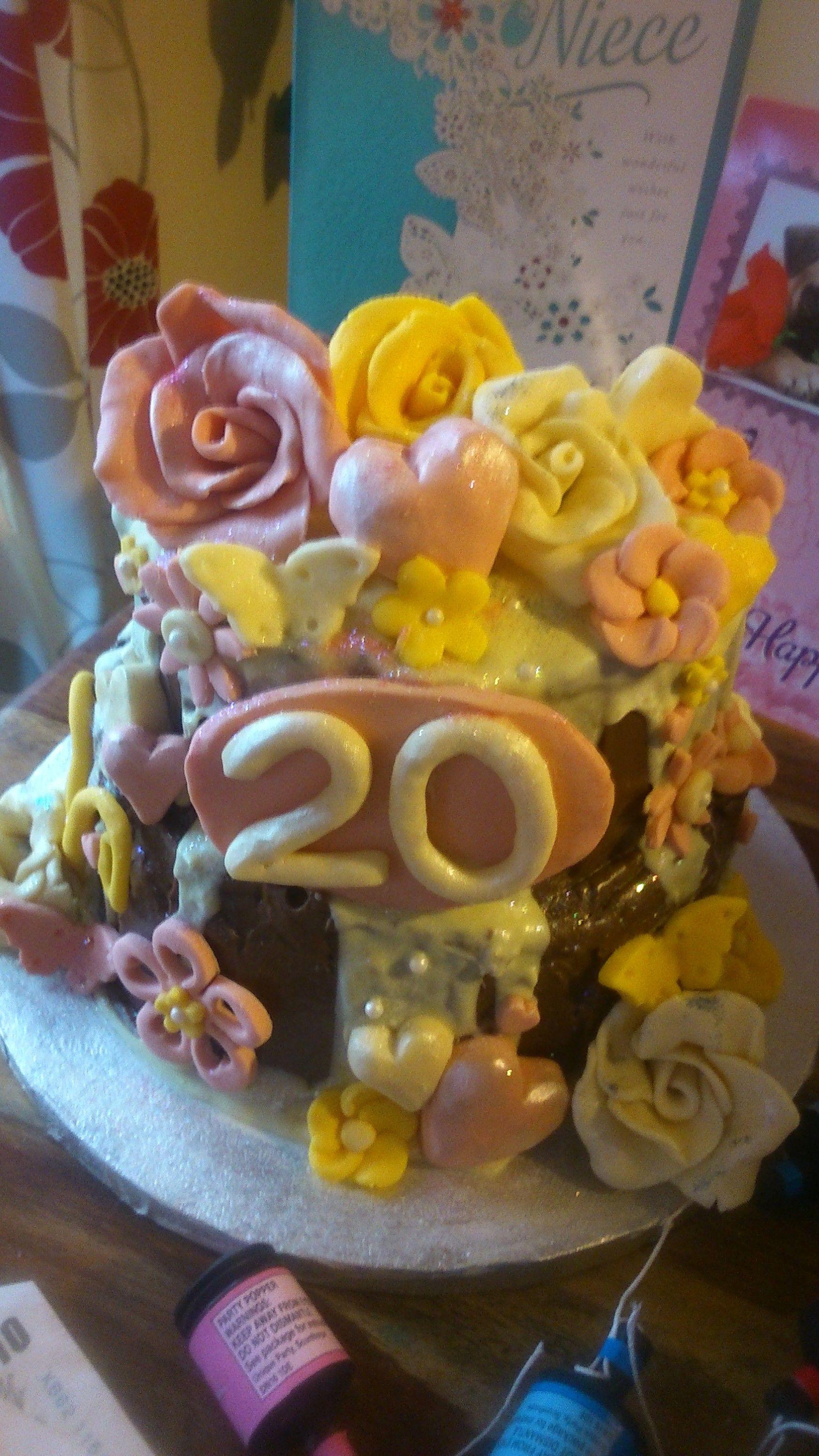 20th birthday cake 20 birthday cake celebration cakes