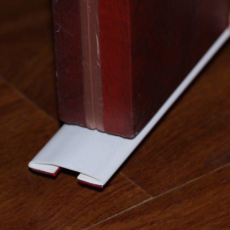 Under Door Draft Stopperdoor Wind Blocker Door Bottom Seal Strip Gap Excluder Protector Under Door Draught Excluder Bat Door Sweep Weather Stripping Door Seals