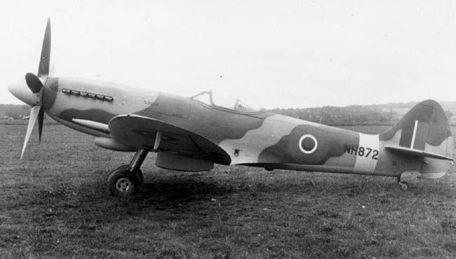 Spitfire MK18