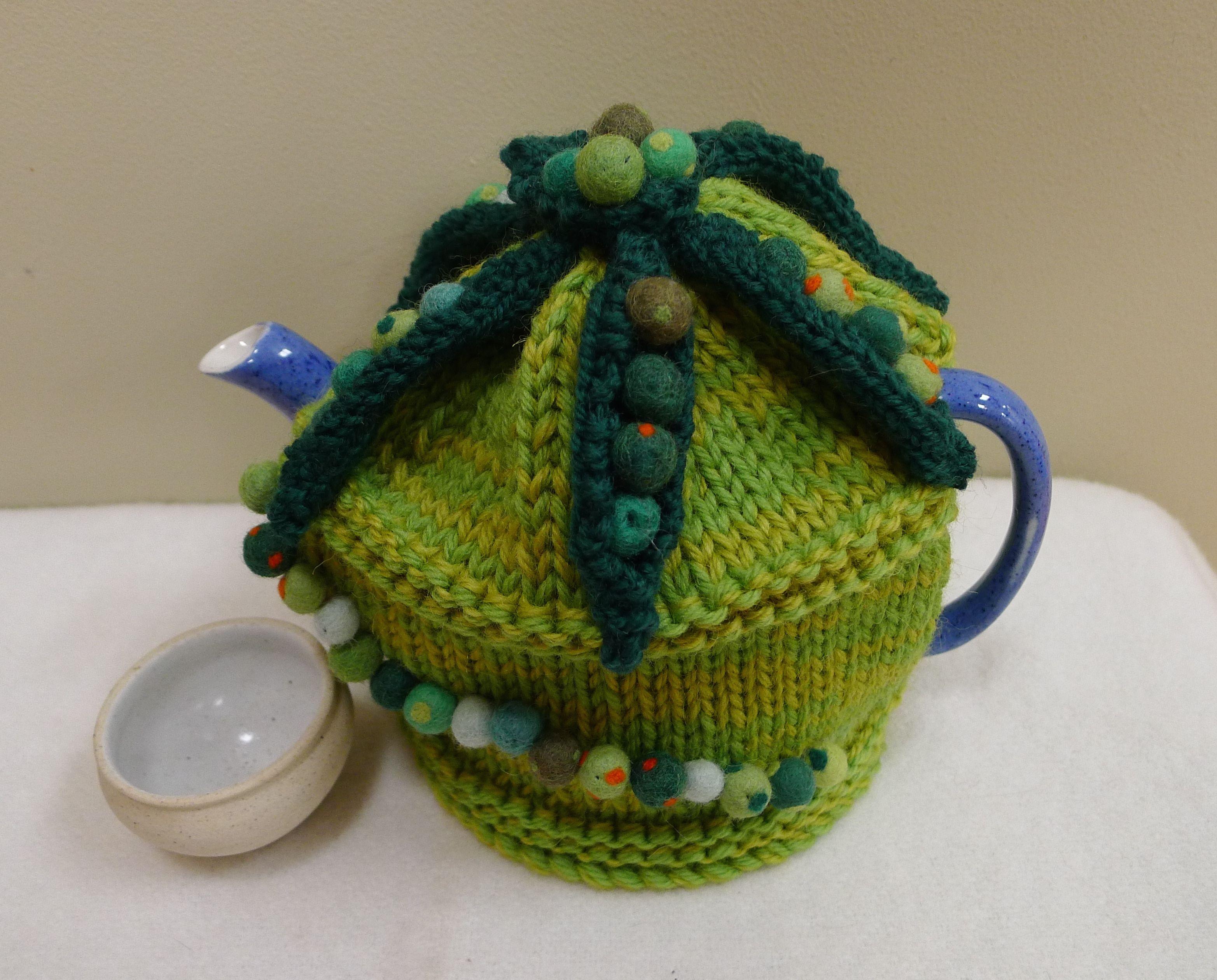 Pea Pod Tea Cosy Jenny Occleshaw | Tea Cosies | Pinterest | Hora del ...