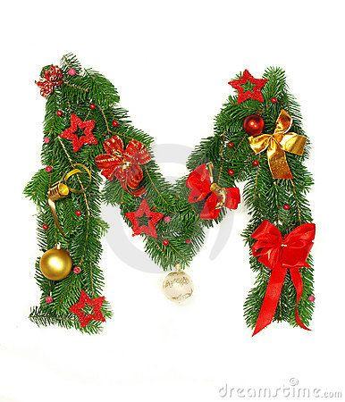 Christmas Alphabet.Pin On Christmas Alphabets