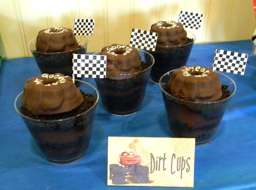 Mater Monster Truck Party Birthday Party Ideas | Photo 11 of 14 | Catch My Party