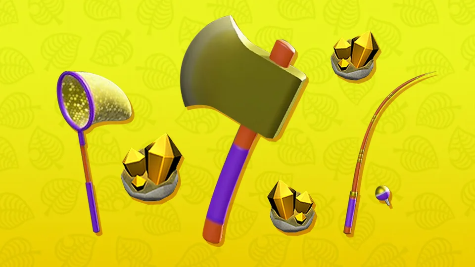 77b144017c9190089eefe3a8c1419bcf - How To Get Golden Tools In Animal Crossing New Leaf