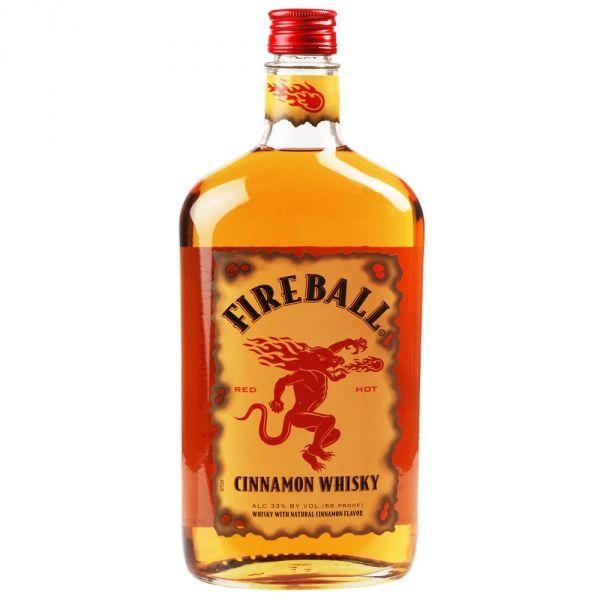 Fireball Con Imagenes Whisky Bebidas Para Adelgazar Te De Canela