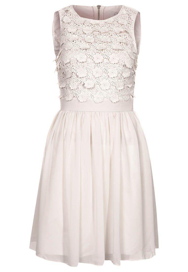Cocktailkleid/festliches Kleid - swan | Lipsy, Lace dress and Beige