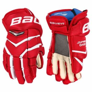 Bauer Supreme One 8 Sr Hockey Gloves Hockey Gloves Hockey Gloves