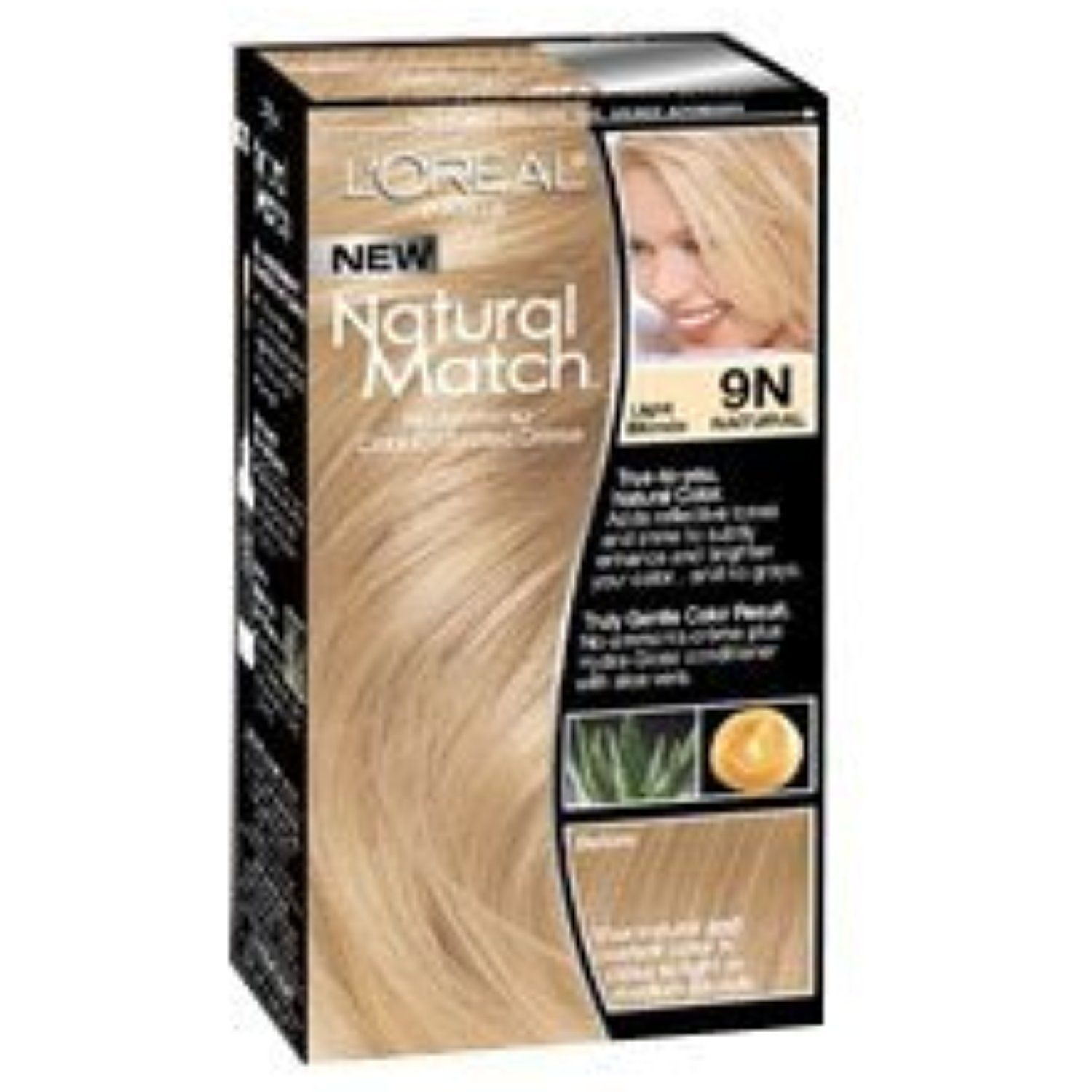 Loreal Natural Match Hair Color 9n Light Blonde Check Out The