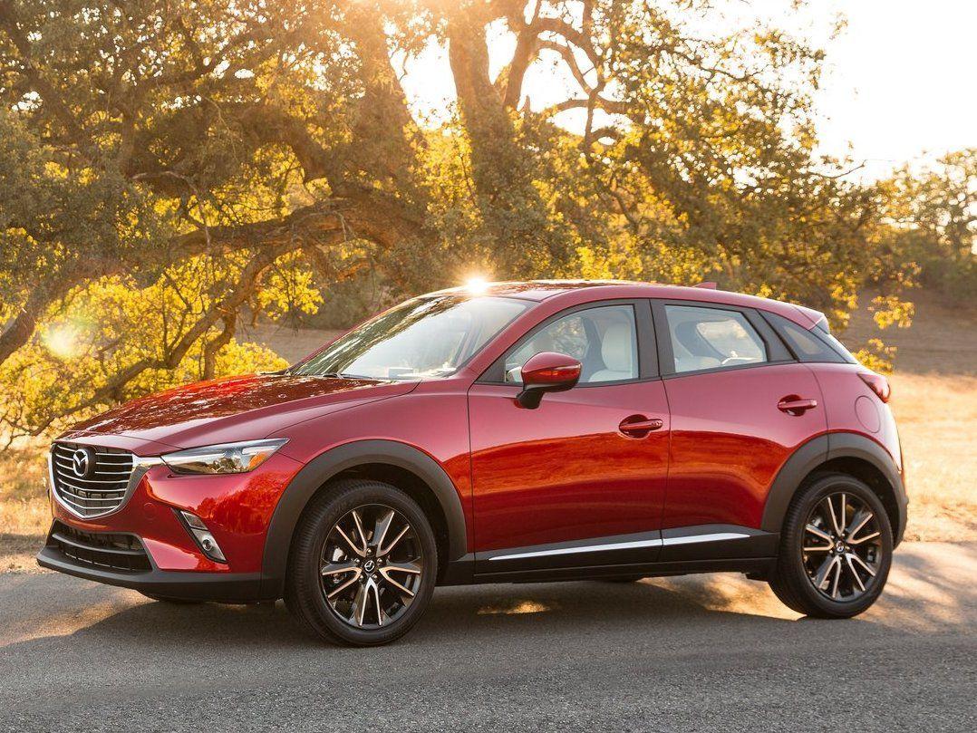 Mazda ukázala malé SUV CX3 Fotogaléria Auto Pravda