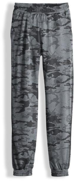 6487e415048a The North Face Boy s Mak Pants Tnf Black Turbulence Grey XL (18-20) Kids