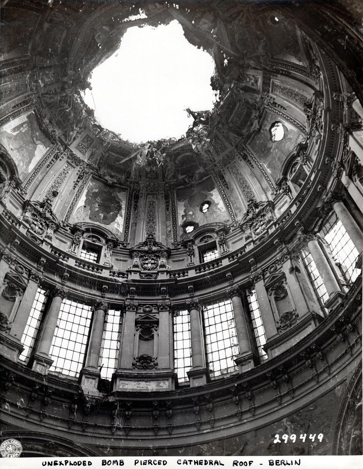 Zerstorung Berlin Geschichte Geschichte Historische Bilder