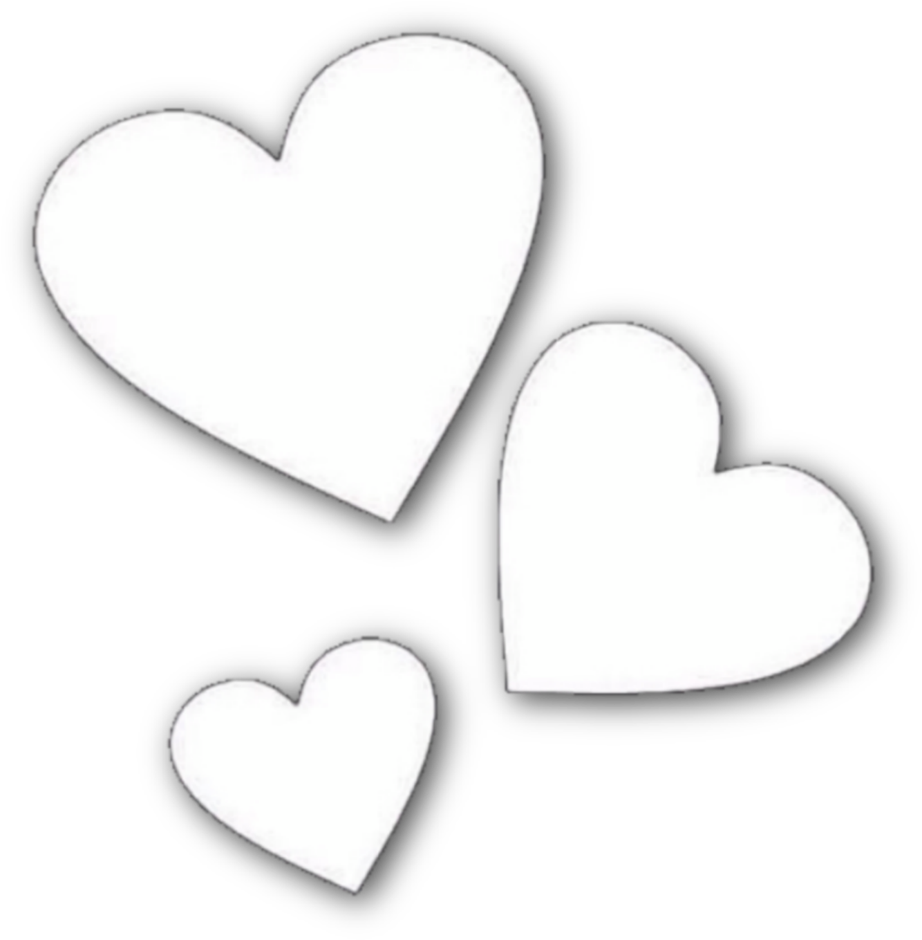 Heart Overlay And Png Image Heart Transparent Png Kindpng In 2020 Heart Overlay Overlays Png Images For Editing